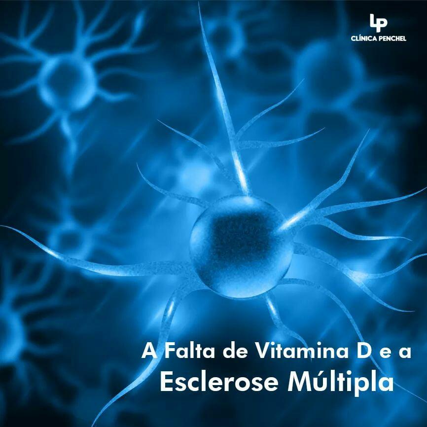 Dr. Lucas Penchel A Falta de Vitamina D e a Esclerose Múltipla