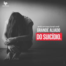 Dr. Lucas Penchel Anticoncepcional oral grande aliado do suicídio